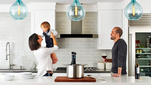 Spend more time with your family and less time with your stove.