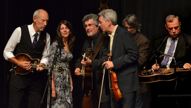 The Bluegrass Gospel Project performs Saturday at the Vergennes Opera House.