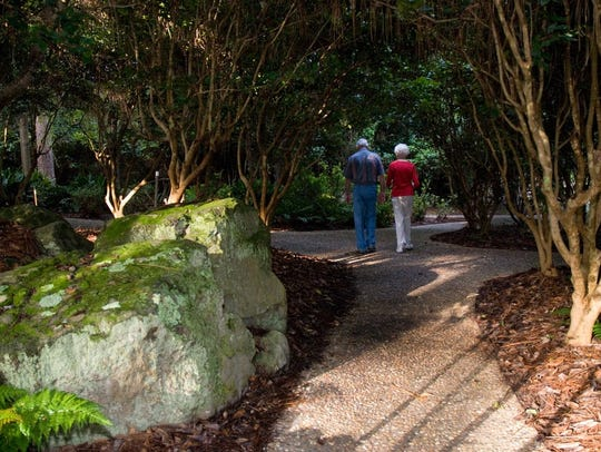 Hodges Gardens State Park in Florien, Sabine Parish