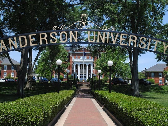 Anderson University ranked among the best online bachelor's programs for private institutions in South Carolina and had several online programs rank nationally.