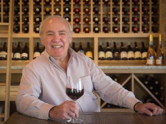 Bruce Nichols, Guest columnist, wine consultant for