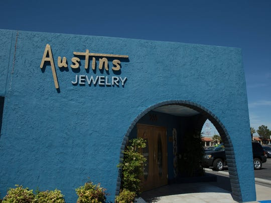 Austins Fine Jewelry sells many different types of jewelry, with a wide selection of rings along with a ring museum in the store, Thursday May 4, 2017.
