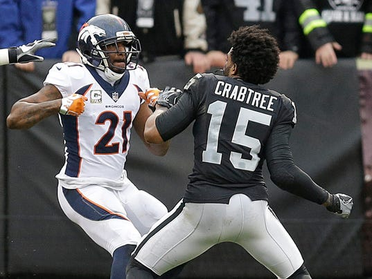 AP BRONCOS RAIDERS FOOTBALL S FBN USA CA