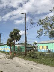 Damage from Hurricane Irma in East Stuart.