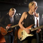 Derek Trucks and Susan Tedeschi of Tedeschi Trucks Band perform at  John Varvatos Bowery NYC on Jan. 31, 2014,  in New York.