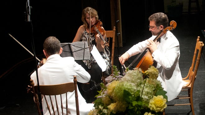 The Central Vermont Chamber Music Festival runs through Aug. 28 in Randolph.