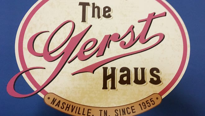 The Gerst Haus Eatery, Bar & Beer Hall,  at 301 Woodland St., will be closing its doors for good Feb. 10.