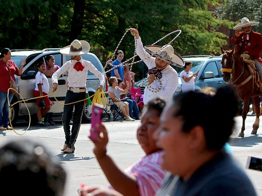 Fiestas Patrias Parade celebrates culture, heritage