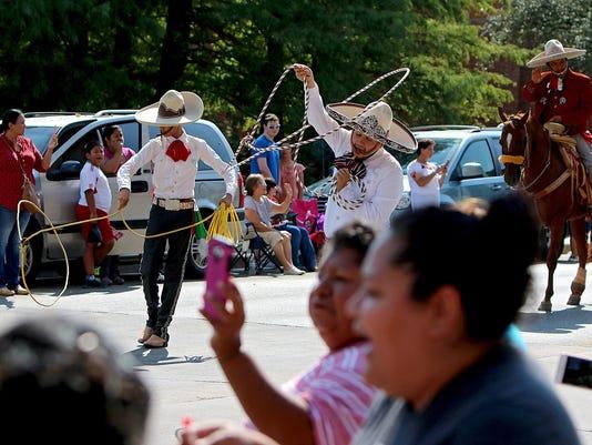 Fiestas Patrias Parade celebrates culture, heritage