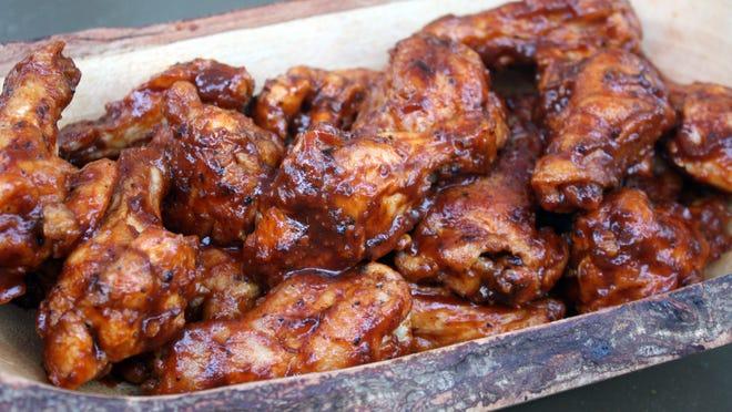 Steakhouse Wings.