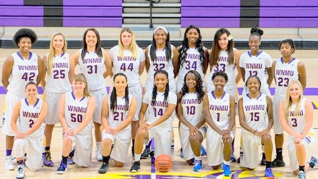 The Western New Mexico University basketball team was slated to finish 10th as it joins the Lone Star Conference.