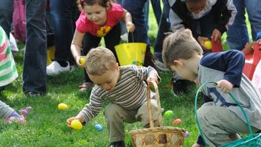 Children ages 4-12 are invited to take part in Alexandria's City-Wide Easter Egg Hunt at 10 a.m. Saturday in  City Park. Admission is free. Children ages 4-12 can join the Easter Bunny in a hunt for 7,000 eggs filled with candy and toys. Six golden eggs will be filled with a special surprise. For more information, call the city of Alexandria's Division of Community Services at (318) 449-5225.