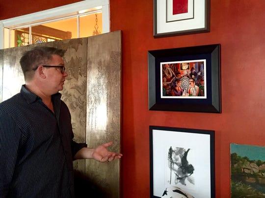 Joe Paprzycki tells the story behind a work by Camden