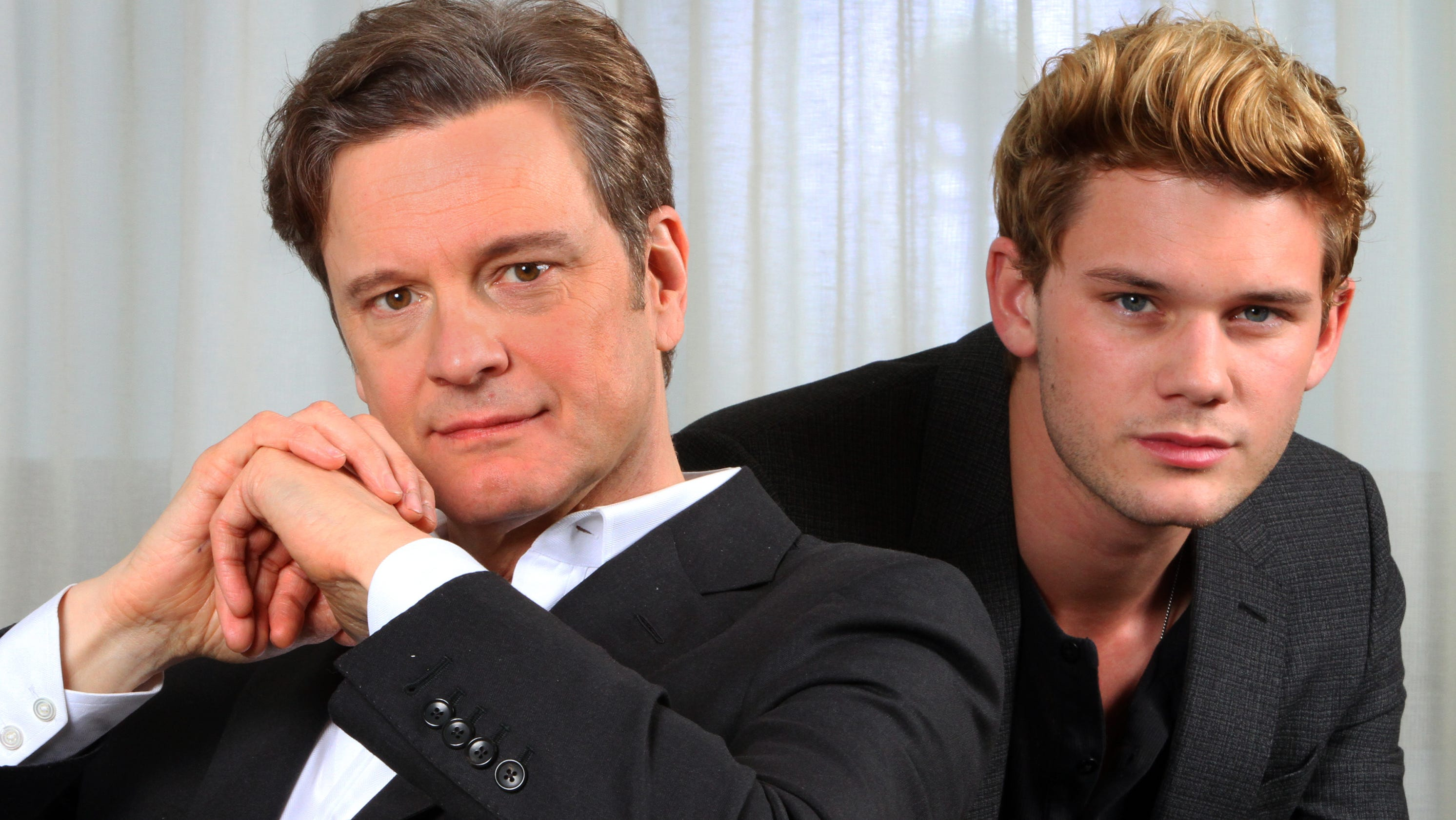 Colin firth on stardom 39 you 39 re a bit part in a farce 39 for Farcical person
