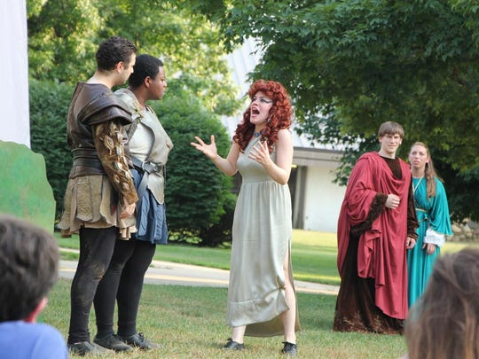Shakespeare on the Lawn