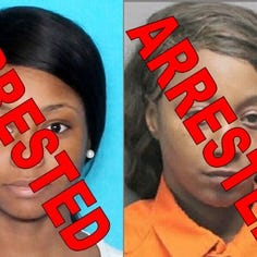 2 women arrested, charged with theft after dine-and-dash