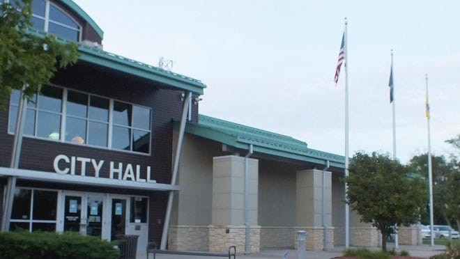 Andover City Hall is where the city council met to discuss whether to enact an ordinance that would require citizens to wear face masks. The ordinance was struck down 1-5 on Tuesday, July 14 after almost an hour of discussion.