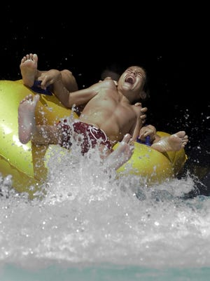 Rock Under the Stars at Sun Splash in Cape Coral is tonight with reduced admission.