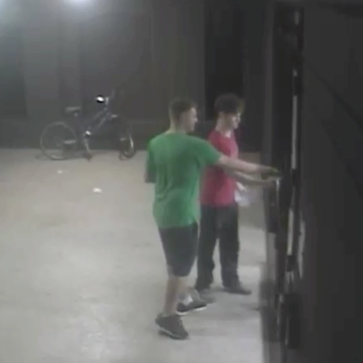 UCF PD released surveillance footage Wednesday of two