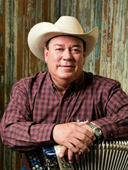 David Lee Garza learned to play drums and accordion