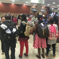 First refugees arrive in Reno