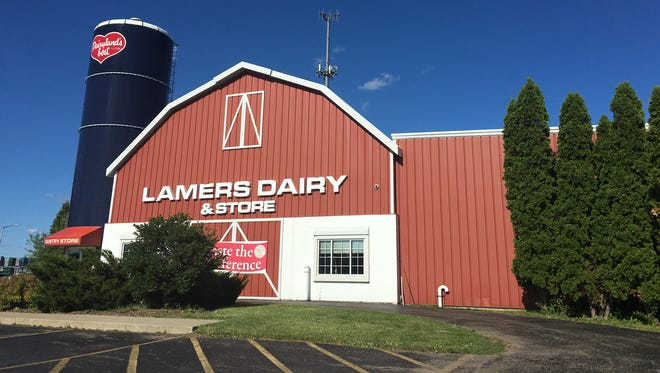 Lamers Dairy is expanding its wholesale plant in Darboy.