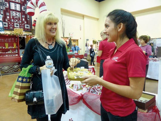 More than 80 vendors are expected at the 2015 Christmas