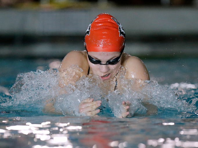 Photos District 1 5a Swimming Championships