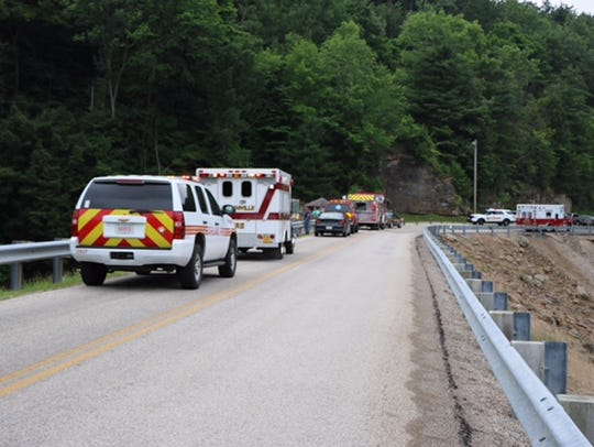 Area law enforcement and drive teams will resume searching