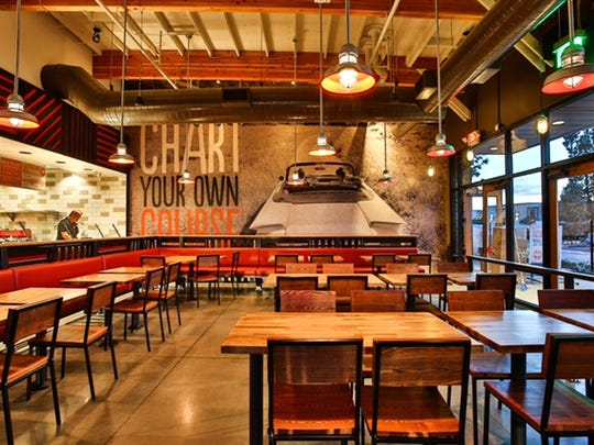 Blaze Pizza has a hip and fun atmosphere, says Sable LeFrere, brand ambassador for Saddles Blazin, a franchisee of Blaze Pizza. The Califonia pizza spot is set to open a Shreveport location in February.