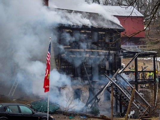Chanceford fire 2/19 4