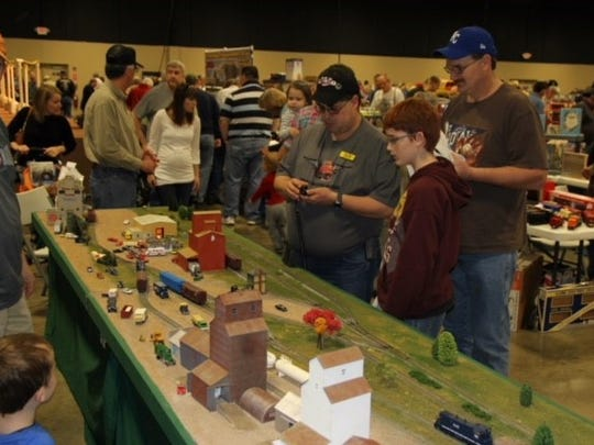 The Ozarks Model Railroad Association's fall train show on Sept. 7 is expanding this year with a move to the Ozark Empire Fairgrounds.