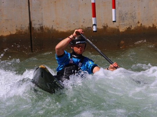 Sage Donnelly, from Carson City, will compete in the Reno River Festival May 11-12.