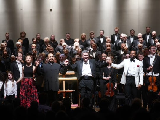 Saturday night's thrilling EPO concert amply demonstrated
