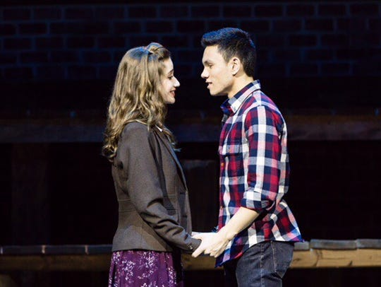 "Fair Lawn High School's production of ""Once"" is nominated"