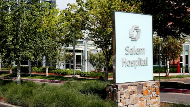 The Salem Health campus. Photographed on Monday, May 18, 2015.