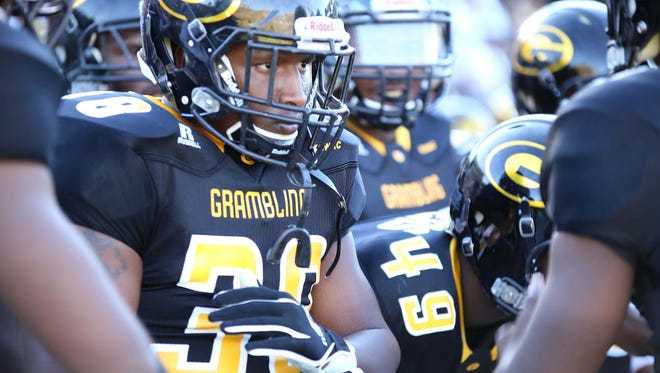 Grambling is hoping to get a bit of revenge this weekend for a 2014 home loss to Alabama State.