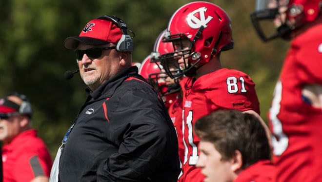 Mike Williams stepped down as head coach of the CVU football team on Monday night. Williams coached the Redhawks for four seasons.