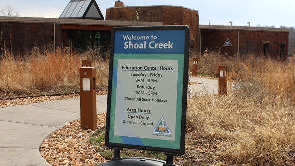 The Missouri Department of Conservation's Shoal Creek Conservation Education Center in Joplin has been temporarily closed due to concerns over high COVID numbers in the Joplin area.