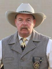 Yuma County Sheriff Leon Wilmot