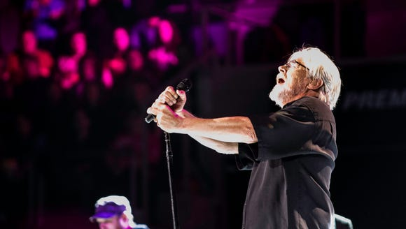 Bob Seger and the Silver Bullet Band at the Premier