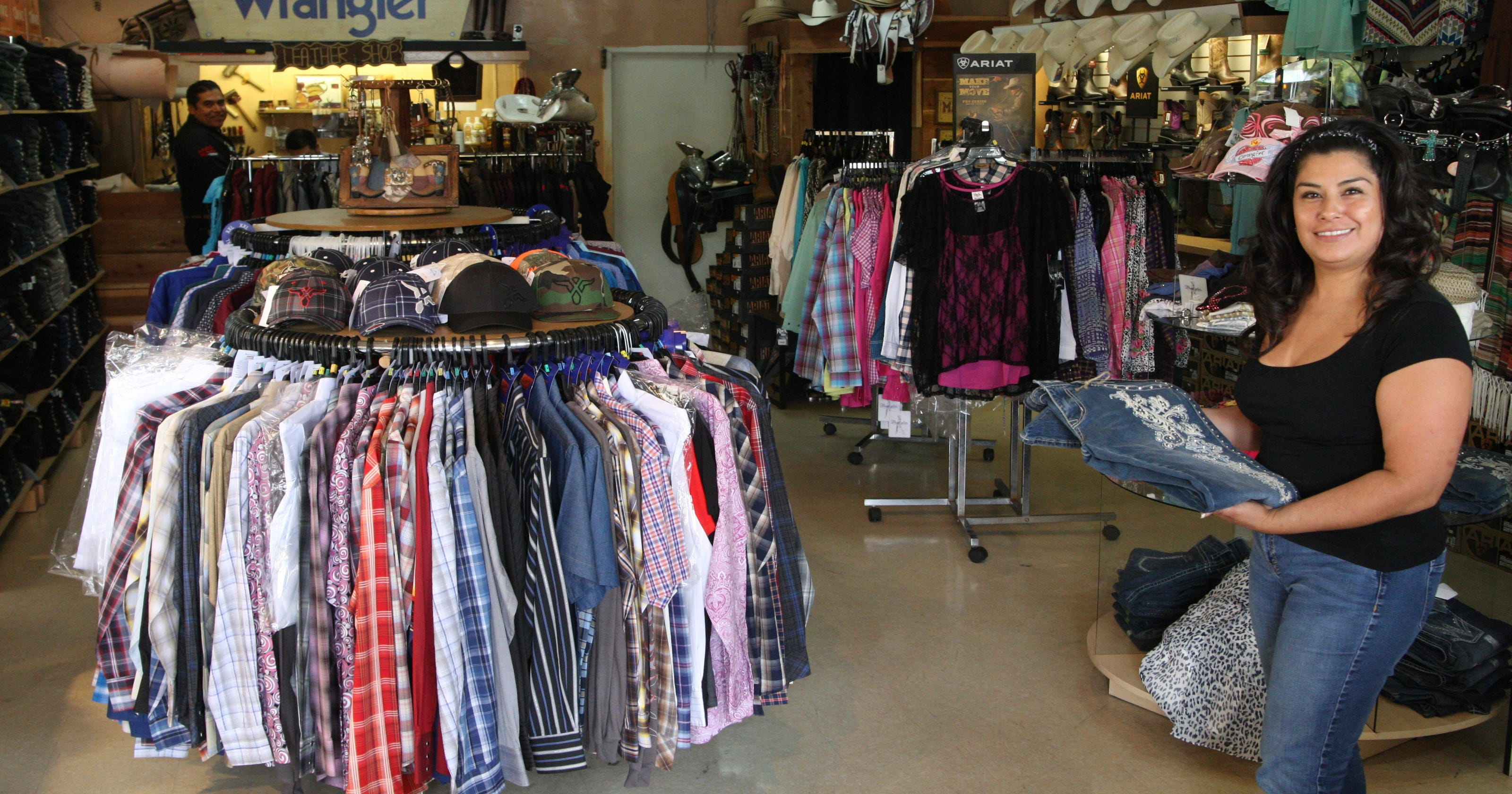 554bd835fba Western apparel stores in Salinas prepare for the Rodeo