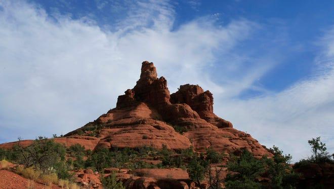 Bell Rock in Sedona, Ariz.