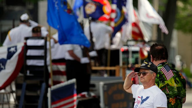 Trophy winners of the 68th annual Appleton Flag Day Parade have been announced.