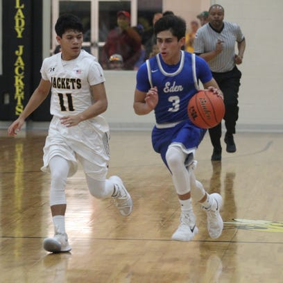 West Texas basketball playoff pairings