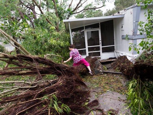 EPA EPASELECT USA HURRICANE MATTEW FLORIDA DIS METEOROLOGICAL DISASTER USA FL