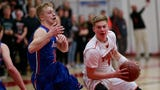 Marshfield defeated Merrill in a WIAA Division 2 boys basketball sectional semifinal on Thursday night to move within one win of state. Marshfield hasn't been to a state tournament since 1994.
