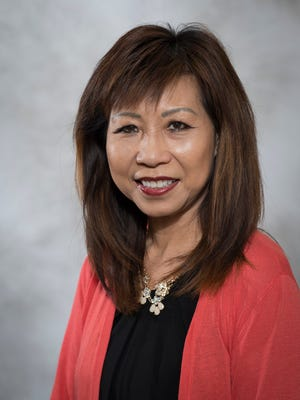 Angela Lee is the patient navigator for the Chinese Medical Program at Robert Wood Johnson University Hospital Somerset.