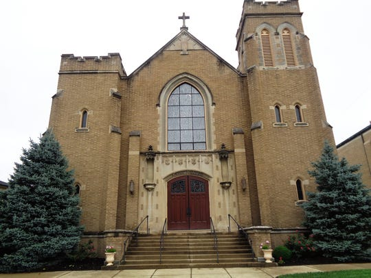 St. Andrew the Apostle Catholic Church in Milford opens
