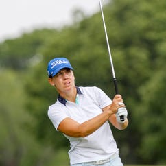 Nomura shoots 6-under 65, leads North Texas event by 1
